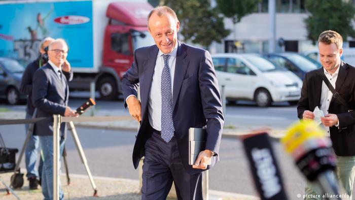 Wahlkampf - CDU-Zukunftsteam - Friedrich Merz