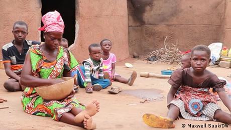<div>Battling through Ghana's lean season</div>