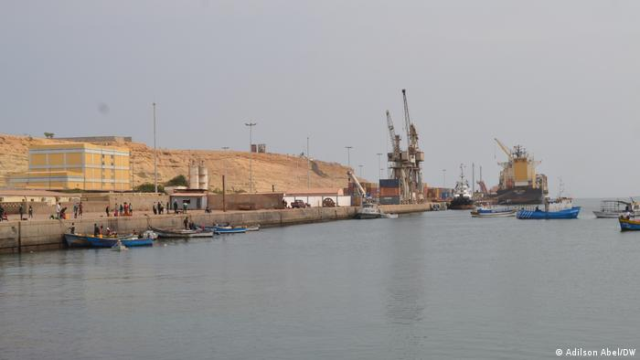 Angola | Fischerei in Namibe