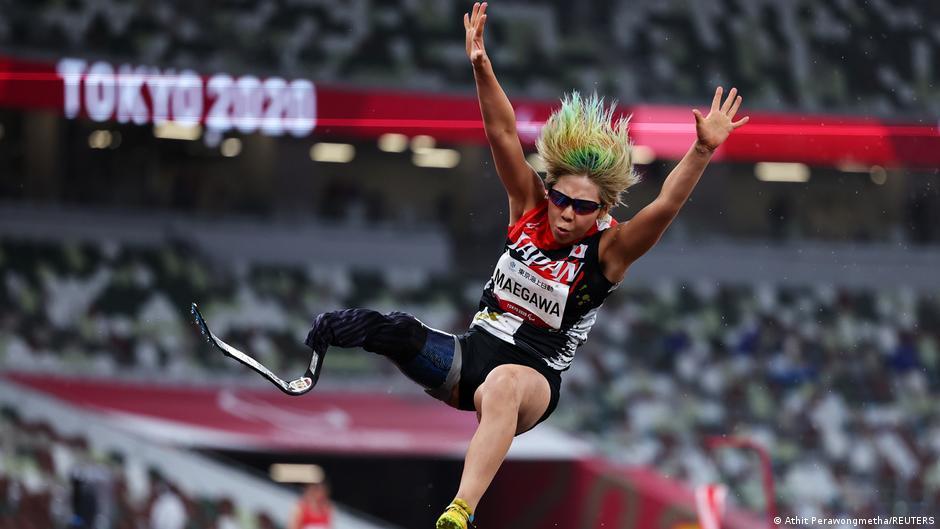 Tokyo 2020 Paralympics-Hingucker/03.09.2021