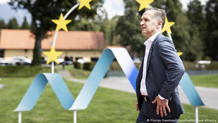 Gymnich-Treffen in Brdo Slowenien