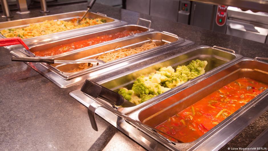 Berlin Unis streichen Fleisch fast komplett aus dem Speiseplan