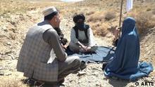 Nur für die abgesprochene Dokumentation! 11439 Leben unter den Taliban ©ARTE.tif Titel: Leben unter den Taliban Bildbeschreibungen (1-2 Sätze): Filmstil aus 'Leben unter den Taliban' Dokumentation Copyright: ©ARTE