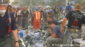 Les attaques du 11 septembre ont causé la mort de 2.977 personnes dont des pompiers.