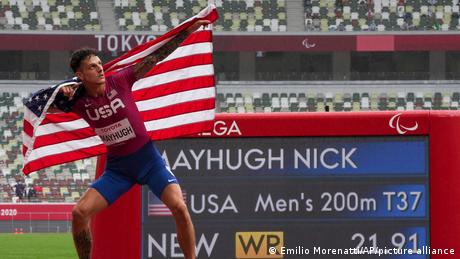 Tokyo Paralympics Digest: Nick Mayhugh sets new world record, pays tribute to Bolt