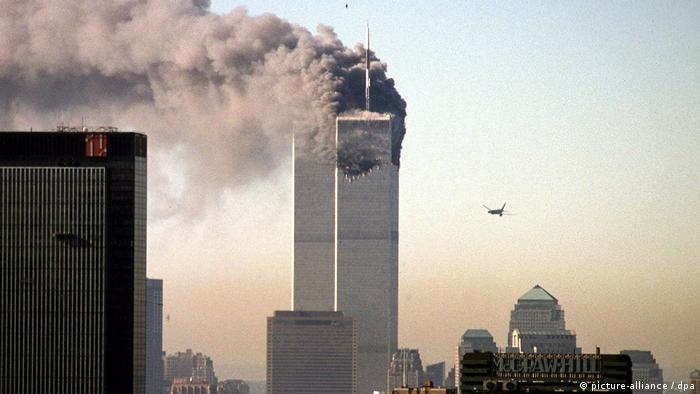 11 септември 2001: тази снимка обиколи света