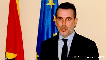 Botschafter der Europäischen Union in Mosambik l António Sánchez-Benedito Gaspar