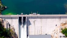 2010 Kroatien | Wasserkraftwerk Lesce
