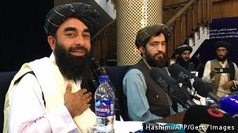 Taliban Sözcüsü Zabihullah Mücahid
