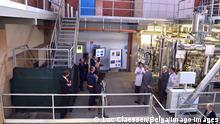 King Philippe - Filip of Belgium pictured during a visit of Belgian King at the SCK - CEN (Studiecentrum voor kernenergie - Centre d Etude de l Energie Nucleaire) part of the MYRRHA project, in Mol, Wednesday 26 June 2019. PUBLICATIONxINxGERxSUIxAUTxONLY LUCxCLAESSEN 05613339
