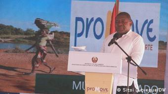 Mosambik | Filipe Nyusi - Mosambikanischer Präsident