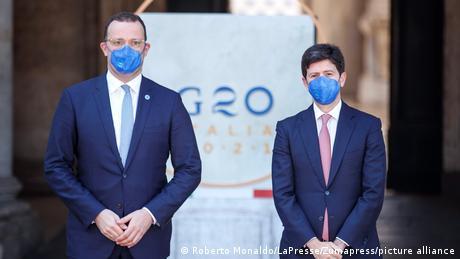 G20: Να εμβολιαστούν οι φτωχότεροι της γης