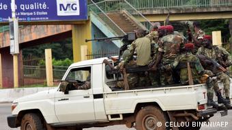 L'armée guinéenne