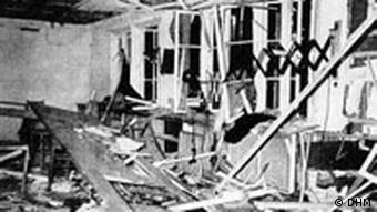 Mißglücktes Attentat auf Hitler 20. Juli 1944