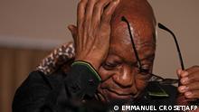 Jacob Zuma está hospitalizado desde agosto após procedimento médico não revelado