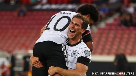 <div>Hansi Flick's Germany burst into life against Armenia</div>