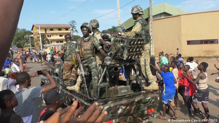 Les militaires guinéens se veulent rassurants quant au respect des droits de l'homme