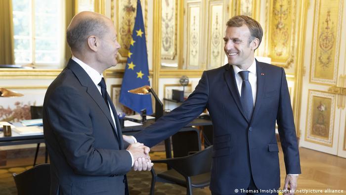 Olaf Šolc, kandidat SPD, posetio je u okviru izborne kampanje i Pariz