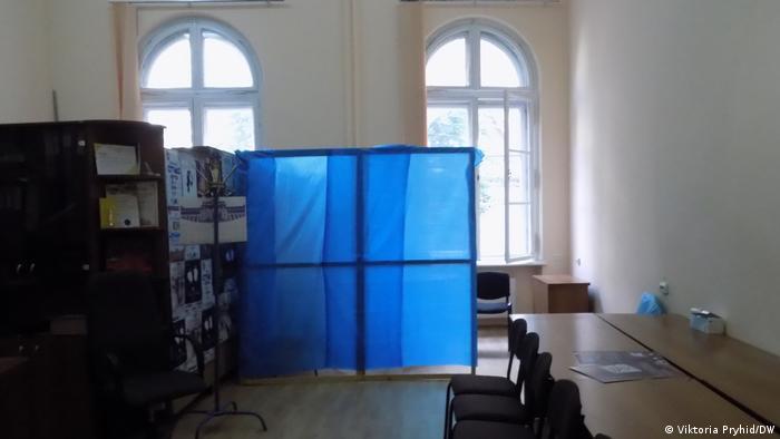 Центр вакцинації облаштували прямо в аудиторії Львівського університету ім. І. Франка