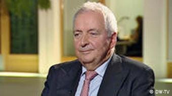 Клаус Тёпфер, бывший руководитель Программы ООН по окружающей среде
