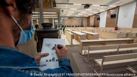 Paris: Can a trial help heal victims of the Bataclan terror attacks?