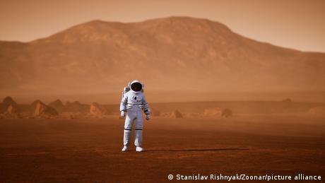حلم السكن على كوكب المريخ يقترب من الحقيقة!
