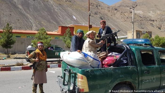 Afghanistan I Taliban-Kämpfer