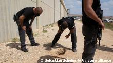 Prison break in Israel
