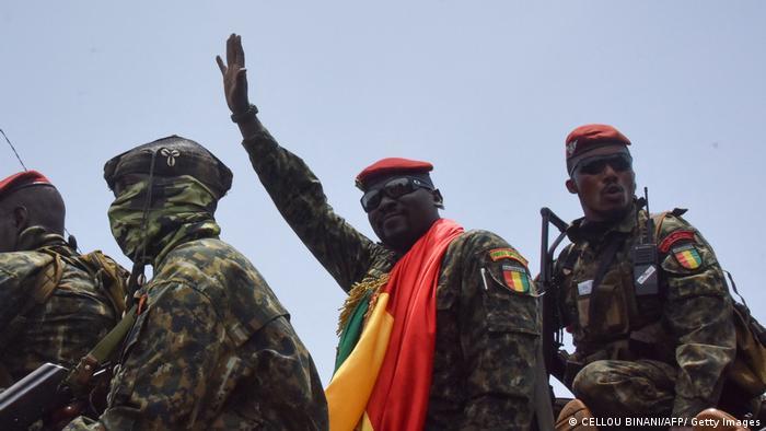 Guinea | Mamady Doumbouya
