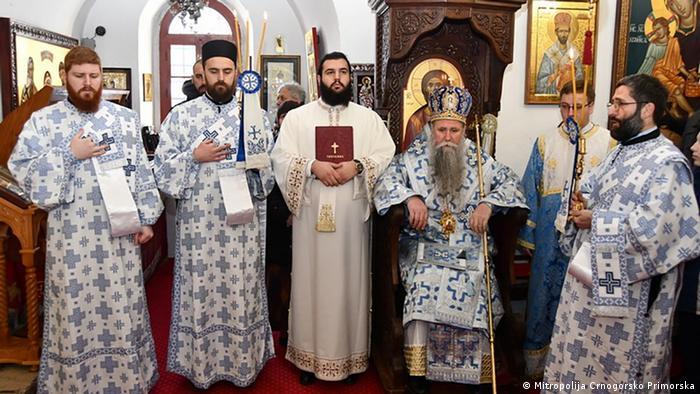 Ustoličenje Joanikija na Cetinju