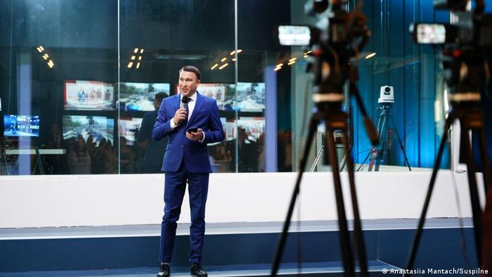 Newsroom Eröffnung Ukraine