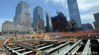 New York Ground Zero Moscheebau