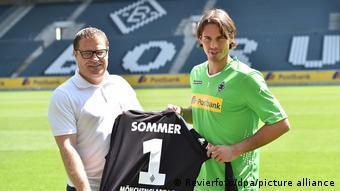 Fußballspieler - Yann Sommer