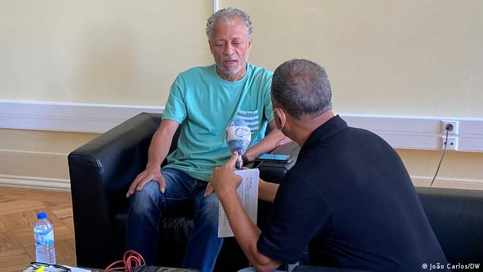 Interview mit dem Journalisten Aly Silva