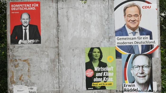 Seçim afişleri