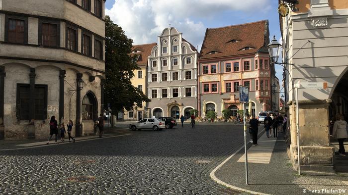 Görlitz city center
