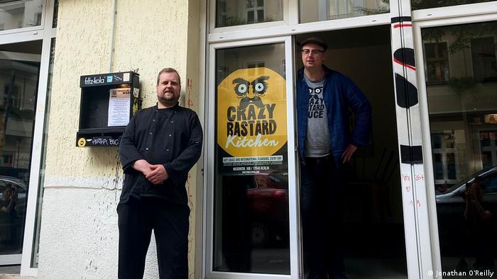 Deutschland | Restaurant Crazy Bastard Kitchen in Berlin