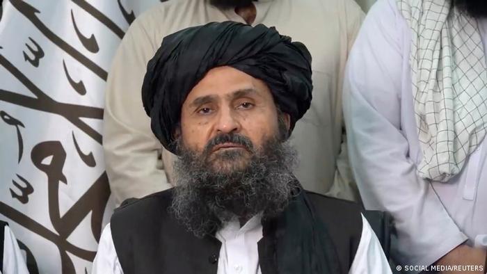 Abdul Ghani Baradar será o número dois do Executivo afegão.