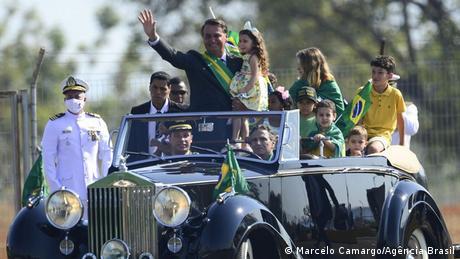 <div>Opinion: Jair Bolsonaro tests Brazil's democracy</div>