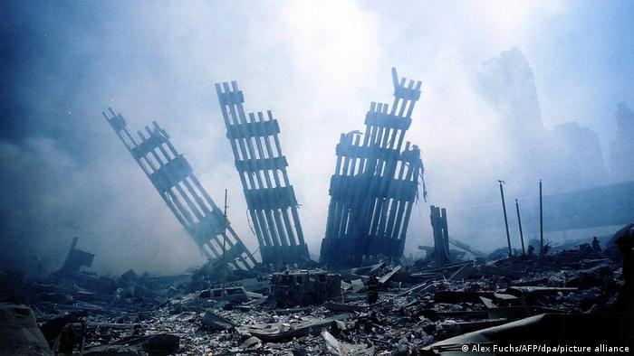Ruins of the Twin Towers
