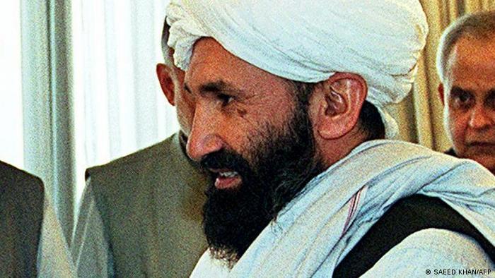 Pakistan Islamabad | Treffen von Nawaz Sharif und Mulla Mohammad Hassan Akhund 1999