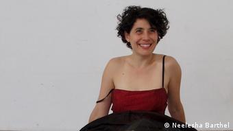 Yeri Anarika - Choreographin und Tänzerin