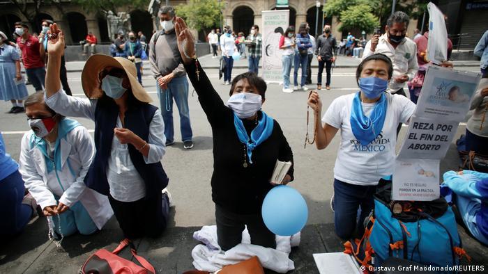 Mexiko Totales Abtreibungsverbot Verfassungswidrig