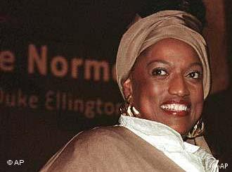 Weltstar Jessye Norman. (AP Photo/Joerg Sarbach)