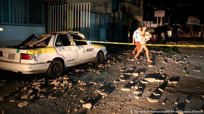 Mexiko | Erdbeben