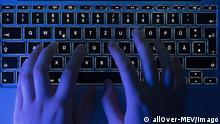 Darknet, Cyberattacke *** Darknet Cyberattack Copyright: xMEVx ALLMV145038