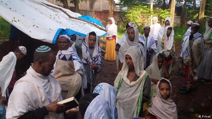 Äthiopien |Rosch ha-Schana Feierlichkeiten