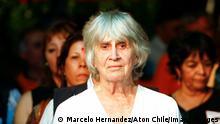 File Santiago, September 8, 2021 Joan Turner was chosen as the 2021 National Prize for the Performing Arts Marcelo Hernandez Aton Chile, santiago Chile Aton 541859 PUBLICATIONxINxGERxSUIxAUTxONLY Copyright: MARCELOxHERNANDEZ/ATONCHILE