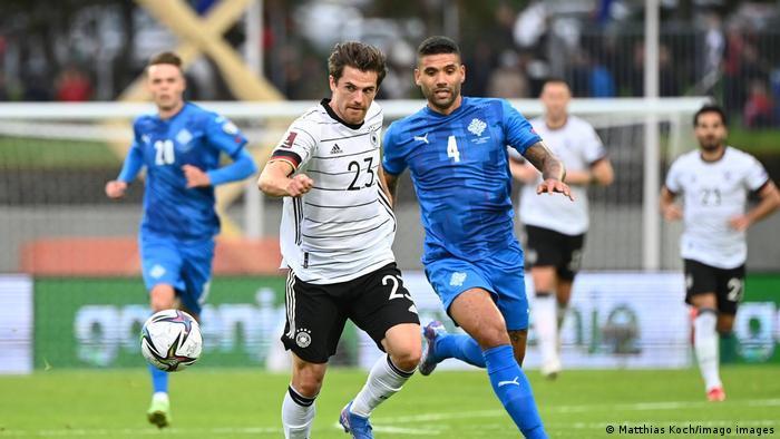 Fußball | WM Qualifikation | Deutschland - Island