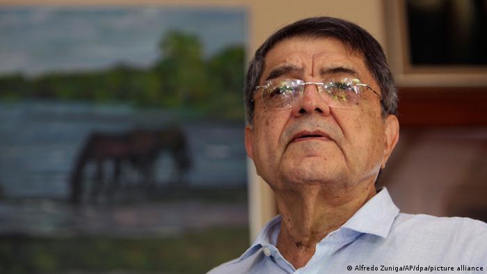 Sergio Ramirez erhält Cervantes-Literaturpreis